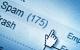 Email inbox spam egér mutató